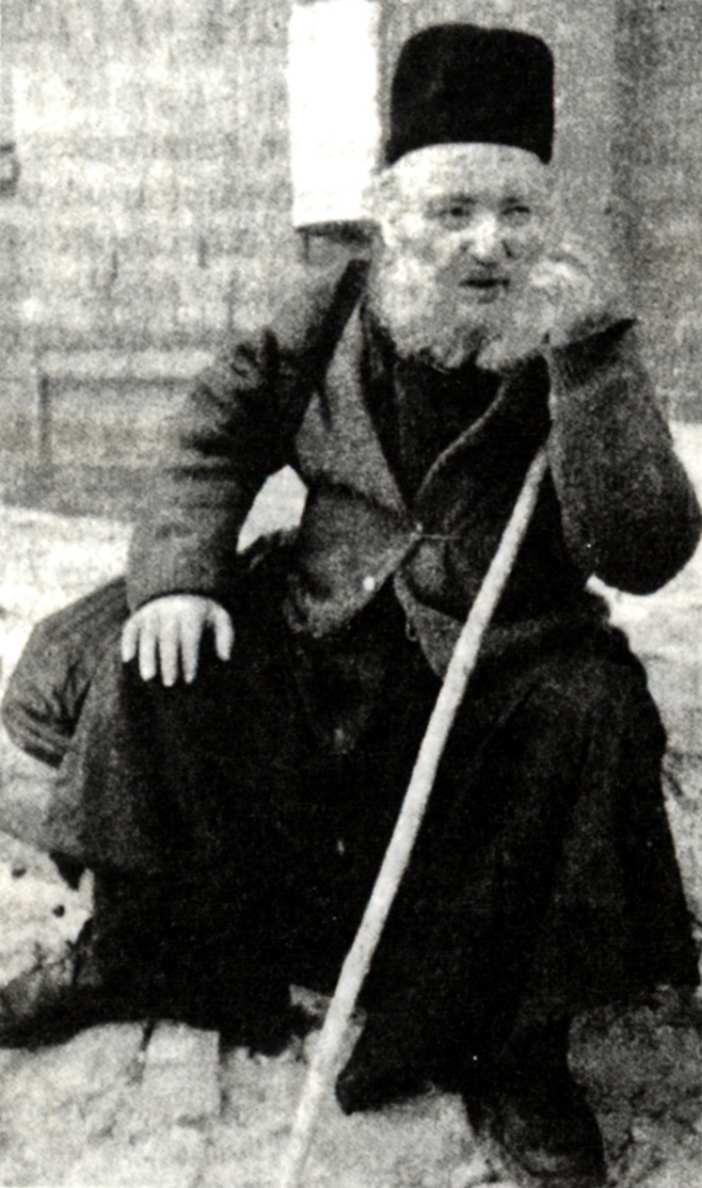Μοναχός Γεράσιμος, υποτακτικός του Γέροντος Αρτεμίου και αδελφός του παπα-Ιωακείμ