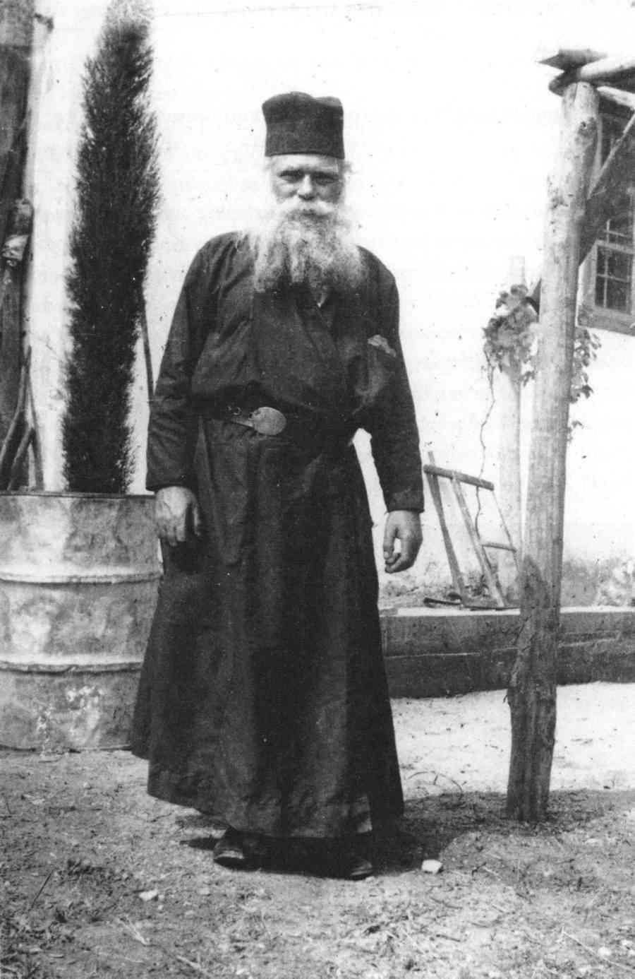 Ιερομόναχος Νικόδημος Κουτλουμουσιανοσκητιώτης (1926 – 17 Ιουλίου 1986)