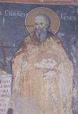 Άγιος Μεγαλομάρτυς Λάζαρος, ηγεμόνας της Σερβίας