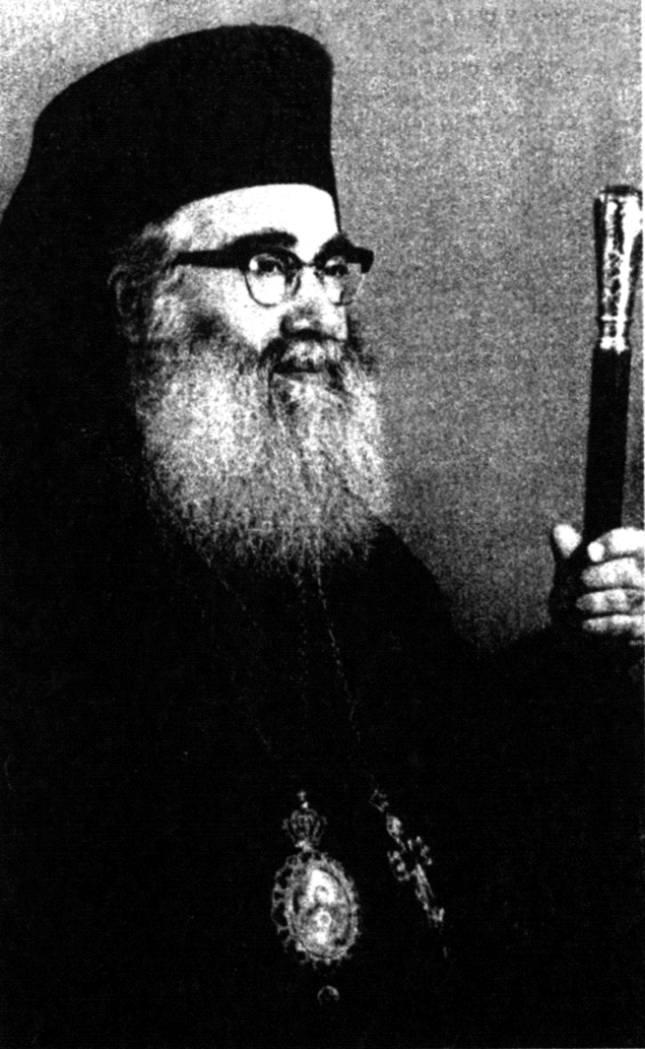 Ο πρώην Κώου Ιεζεκιήλ, φιλακόλουθος, ιεροπρεπής και σεμνός