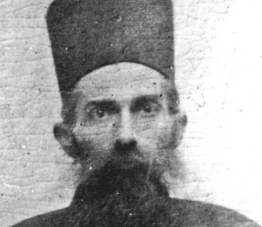 Μοναχός Νείλος Σιμωνοπετρίτης. Ο «τόσον λόγιος όσον ταπεινός»