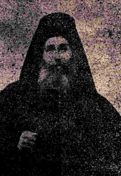 Monahos Savvas Filotheitis (1882-1970)