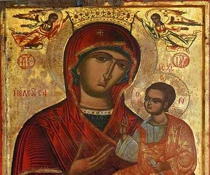 Ιερά Μονή Παναγίας Αμιρούς στη Λεμεσό της Κύπρου