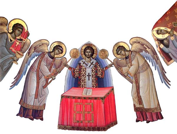 Αποτέλεσμα εικόνας για Η Θεία Λειτουργία
