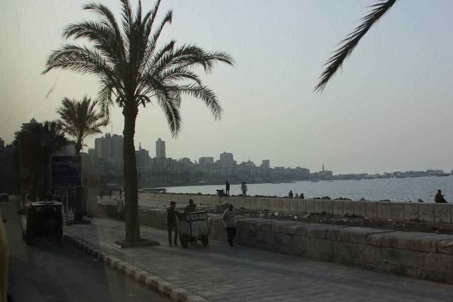 Ταξίδι στην μεγάλη πόλη της Αλεξάνδρειας