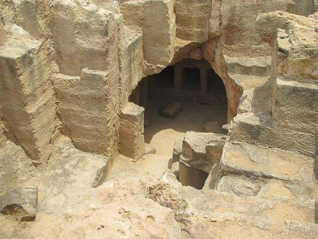 Μνημεία της Μεσογείου: Από τη βραχοπολιτεία της Πέτρας στη νεκρόπολη της Πάφου