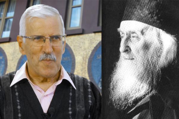 Χαράλαμπος Μπούσιας: »Η γνωριμία μου με τον Γέροντα Σωφρόνιο»
