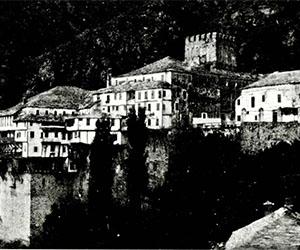 Μοναχός Βησσαρίων Διονυσιάτης (1878 – 24 Αυγούστου 1952)