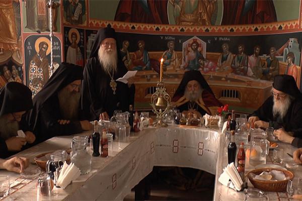 Πρώτη εορτή του Αγίου Παϊσίου στο μοναστήρι του