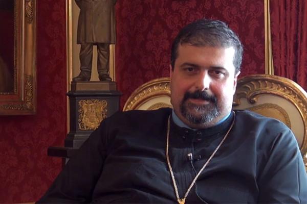 Βιέννη: Ο ιερέας πρέσβης της πατρίδας…