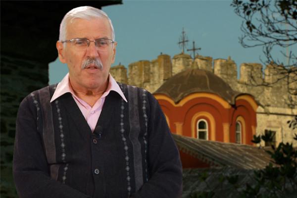 Η γνωριμία μου με τον Γέροντα Γαβριήλ, ηγούμενο της Ι. Μ. Απ. Βαρνάβα
