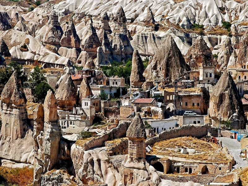 Kapadokya caves foto 1