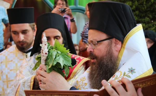 Θυρανοίξια Παρεκκλησίου Παναγίας Παραμυθίας στη Μονή Γοργοεπηκόου
