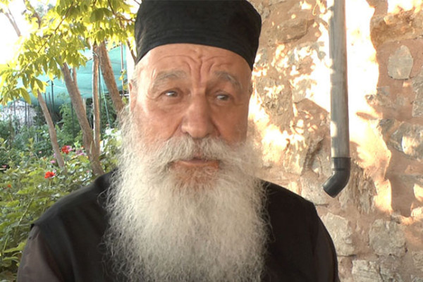 Γέροντας Δανιήλ Κατουνακιώτης: »Και στον Παράδεισο με υπακοή»
