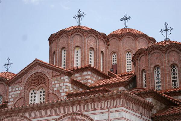 Η Μεγάλη Παράκληση από το Μοναστήρι της Ορμύλιας