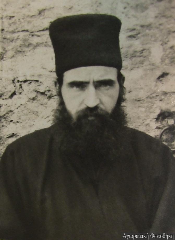 Λάζαρος μοναχός Διονυσιάτης (1892-1974) (Πηγή: Μοναχολόγιο μονής Διονυσίου)- Πηγή: athosprosopography.blogspot.gr