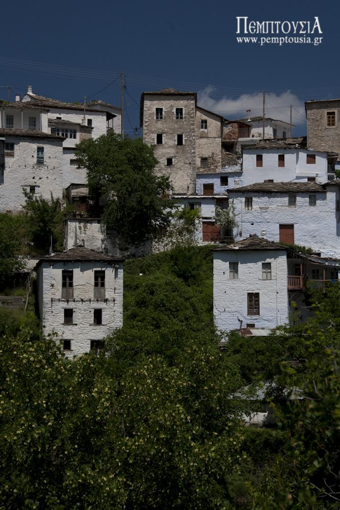 Βόρεια Κυνουρία: στη σκιά του Πάρνωνα