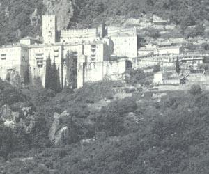 Μοναχός Κωνστάντιος Αγιοπαυλίτης (1883-21 Δεκεμβρίου 1973)