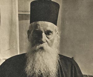 Μοναχός Αμβρόσιος Λαυριώτης (1884 - 24 Νοεμβρίου 1977)