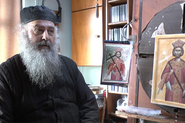 Το διακόνημα της αγιογραφίας στο Άγιον Όρος