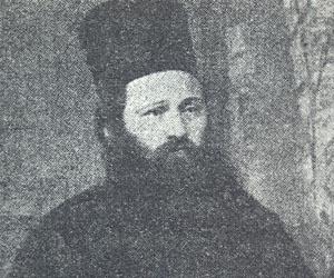 Ιερομόναχος Χρυσόστομος Λαυριώτης (1856 – 23Δεκεμβρίου 1908)
