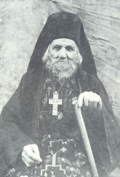 Ιερομόναχος Ηλίας Κολιτσιώτης, είχε αγάπη πάντοτε πλούσια.