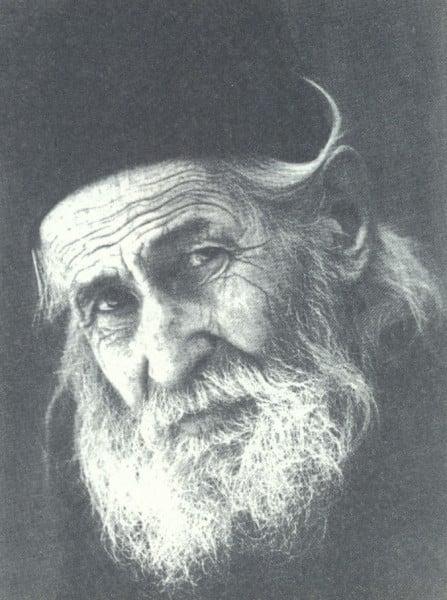 Ιερομόναχος Ιωάννης Κολιτσιώτης ο Ρουμάνος.