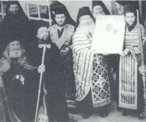 Ιερομόναχος Κύριλλος Κουτλουμουσιανός (1884 – 25 Δεκεμβρίου 1966)
