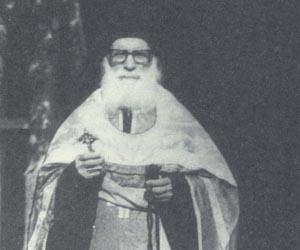 Ιερομόναχος Παντελεήμων Καρυώτης (1892 – 28 Δεκεμβρίου 1989)