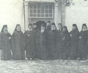 Ιερομόναχος Παύλος Ξηροποταμηνός (1881 - 26 Οκτωβρίου 1920)