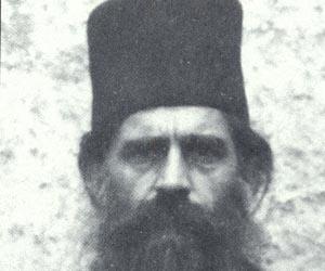 Μοναχός Αρτέμιος Γρηγοριάτης (1886 - 20 Νοεμβρίου 1955)