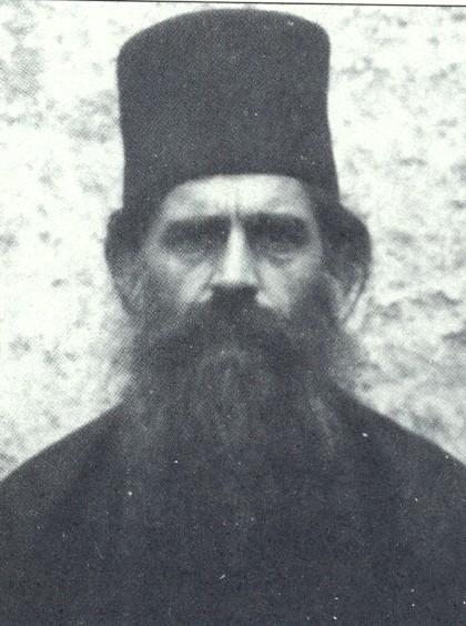 Μοναχός Αρτέμιος Γρηγοριάτης , ο εργάτης της υπομονής και της υπακοής.