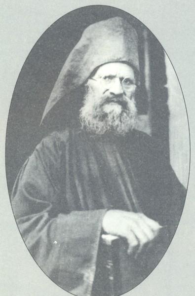 Μοναχός Αβιμέλεχ Μικραγιαννανίτης, σοβαρός σαν προφήτης,γλυκός σαν απόστολος