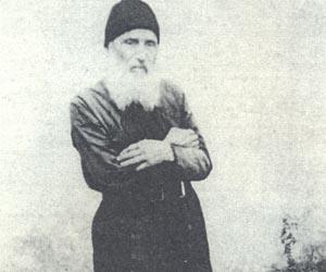 Μοναχός Φανούριος Καψαλιώτης (1898-18 Δεκεμβρίου 1986)