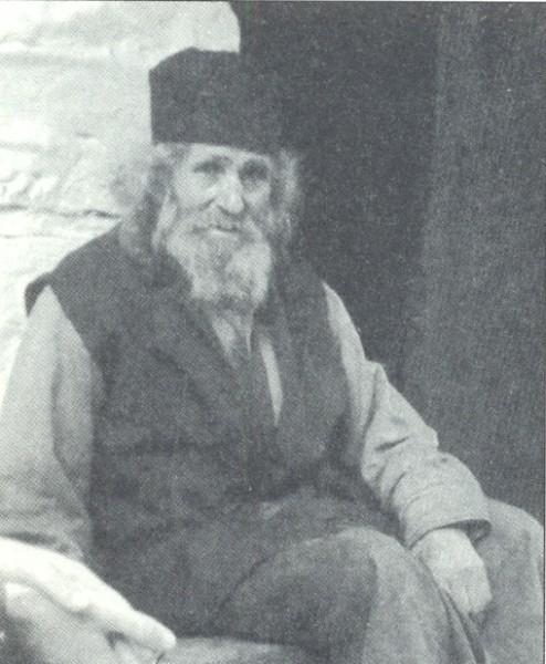 Μοναχός Γεώργιος- ο εργάτης της νοεράς προσευχής-Φωτο Α.Τσουκνίδα