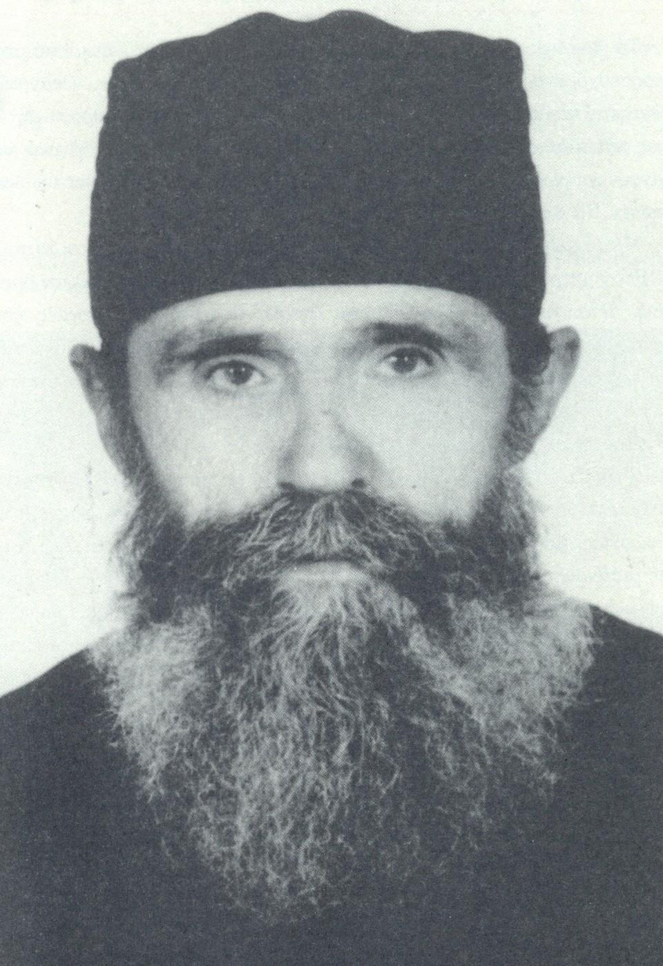 Μοναχός Γεώργιος Βατοπαιδινός, ο καλοκάγαθος παππούς της προσευχής και της αγάπης.