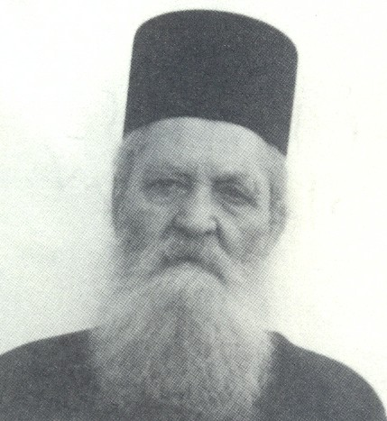Μοναχός Ιγνάτιος Καρυώτης