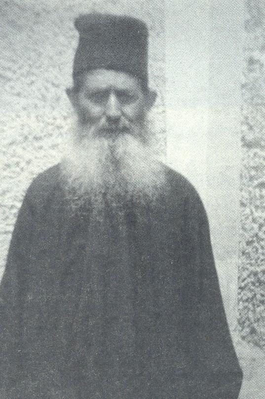Ο Ρουμάνος Γέροντας Ηρωδίων, ένας αφανής ήρωας.