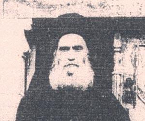 Μοναχός Νήφων Κουτλουμουσιανός (1887 – 31 Δεκεμβρίου 1953)