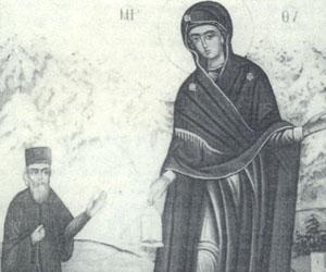 Μοναχός Πανάρετος Παντοκρατορινός (1901 - 28 Οκτώβριος 1969)
