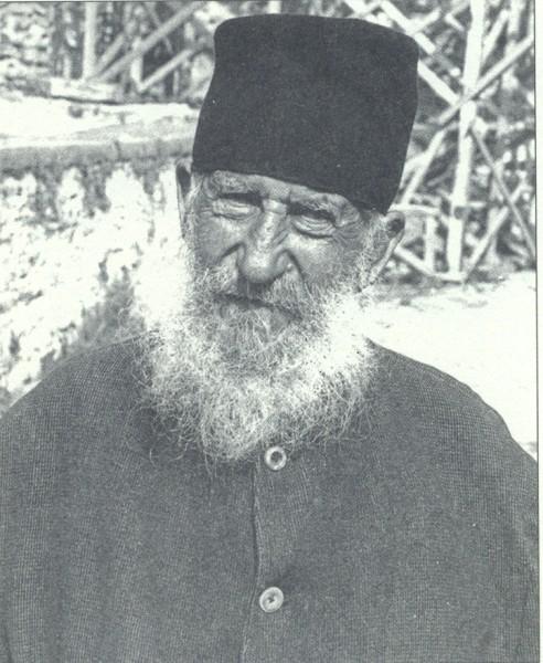 Μοναχός Τιμόθεος Σταυρονικητιανός , δεν είχε φήμη διορατικού,ήταν.