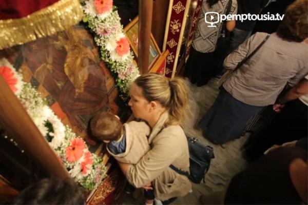 Εορτή της Παναγίας Παντάνασσας στο Πόρτο Λάγος