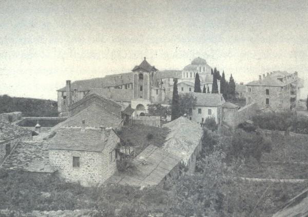 Ιερά Ρουμάνικη Σκήτη Αγίου Προδρόμου Φωτογραφία 1913