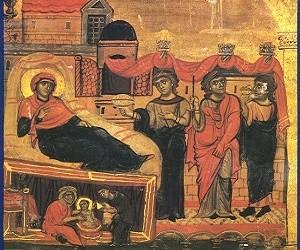Η απέραντος χαρά του Γενεσίου της Θεοτόκου