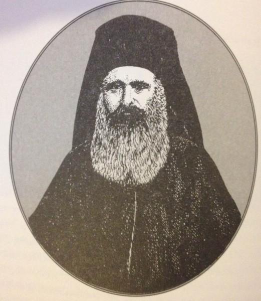 Ιερομόναχος Κοσμάς Λαυριώτης με αυστηρά ήθη και όντως μοναχική πολιτεία.