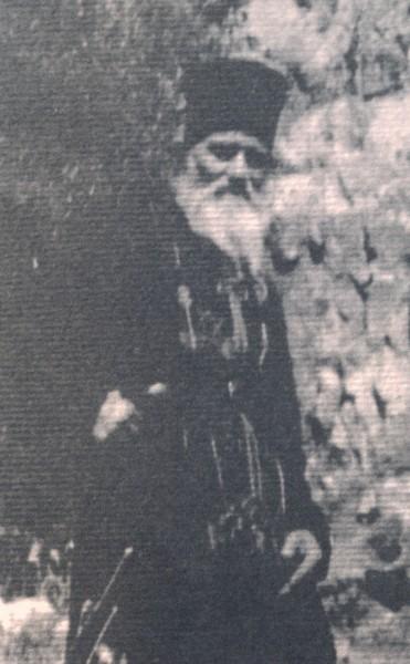 monahos Anatolios Kausokalivitis
