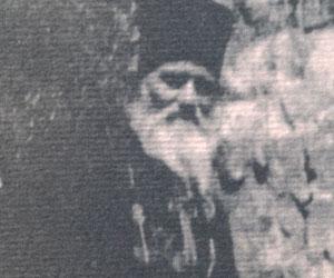 Μοναχός Ανατόλιος Καυσοκαλυβίτης (1862 - 20Σεπτεμβρίου1938)