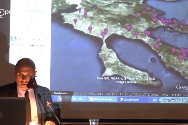 Οικισμοί και αγιορείτικα μετόχια στην Χαλκιδική 10ος-15ος αιώνας