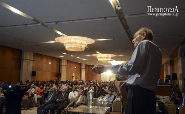 Οι επτά σοφοί της Κοσμολογίας μιλούν στην Αθήνα