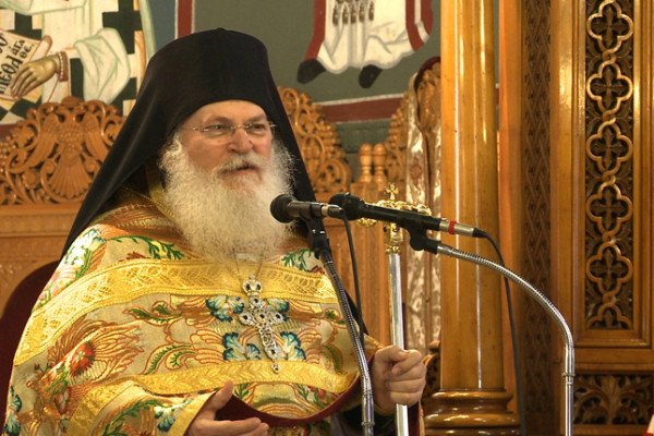 Ομιλία Γέροντα Εφραίμ στον μεγαλομάρτυρα Δημήτριο